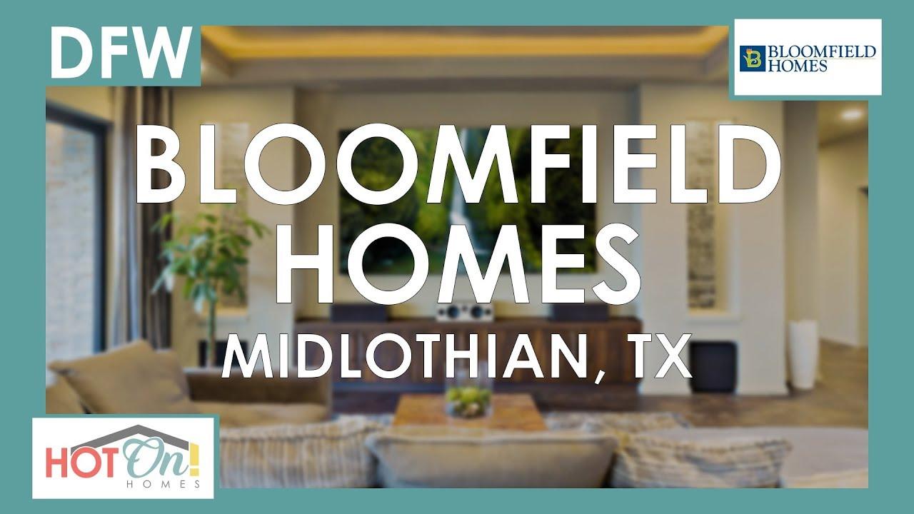 Bloomfield Homes at Autumn Run in Midlothian TX YouTube – Bloomfield Homes Floor Plans