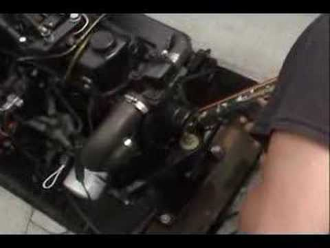 Volvo Penta Coil Wiring Diagram Est Ignition Timing 3 0l Mercruiser Youtube