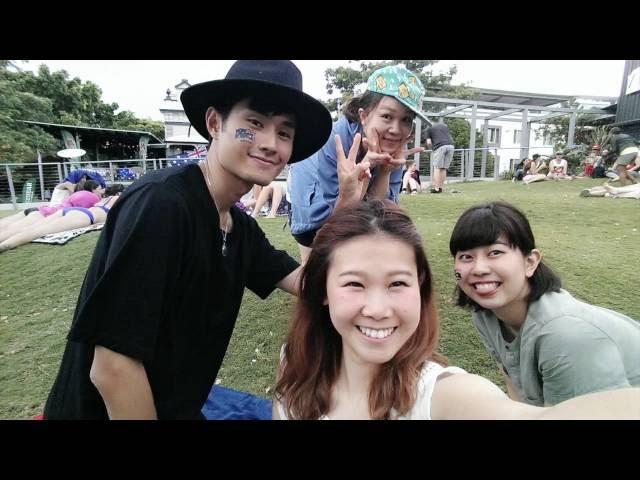 澳洲英語課程+交換換宿 Ezgo 學員Wen心得分享