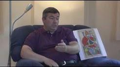 Le pape du  tarot cours de tarot gratuit en ligne avec  Vincent Beckers