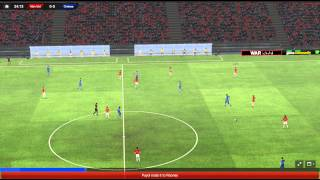 Football Manager 2014 Let's Play - Manchester United #30 | CHELSEA AGAIN! | 3D Gameplay