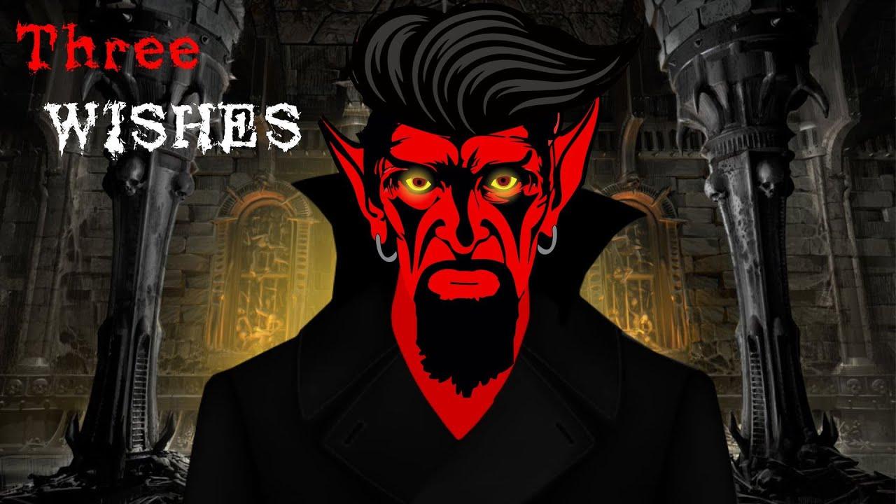 3 Wishes Horror Story in Hindi | Horror Stories Hindi Urdu | Horror Fairy Tales | Hindi Kahaniya