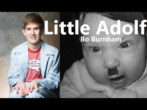 "Little Adolf [""UNTITLED""] w/ Lyrics - Bo Burnham"