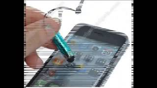 Mini Capacitive Touch Screen Stylus Pen for Mobile Tablets