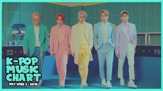 K-POP MUSIC TOP - MAY WEEK 3 - 2019