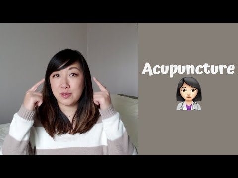 Getting Acupuncture, Herbs, & Moxibustion
