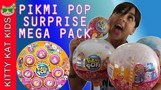 Pikmi Pop Mega Surprise Open - Blind Bags - I love Pikmi Pops - Any rare you think?