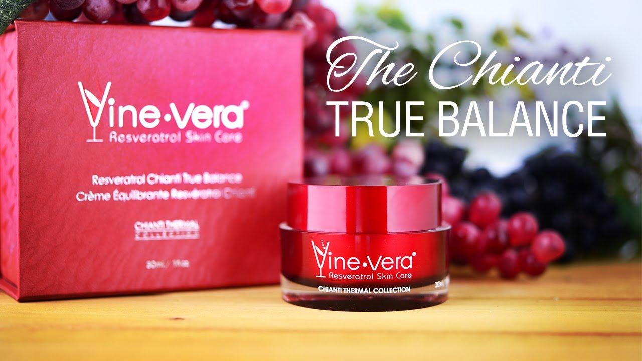 Vine Vera Resveratrol Chianti True Balance Youtube