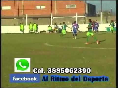 Gol de Flavio Ochoa a Atlético el Carmen