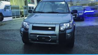 Land Rover Freelander www.roma-auto-usate.it