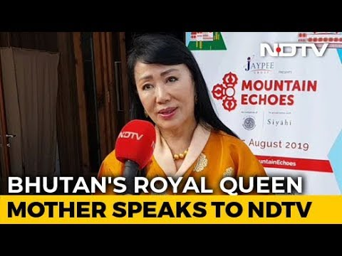 India-Bhutan Friendship At New Heights: Bhutan's Royal Queen Mother To NDTV