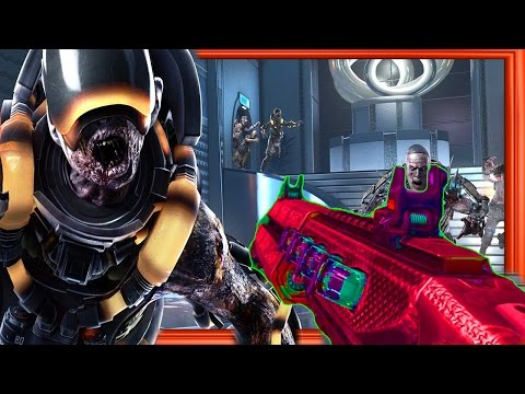 Exo Zombies Easter Eggs! | Outbreak & Infection | Call of Duty Exo Zombies!
