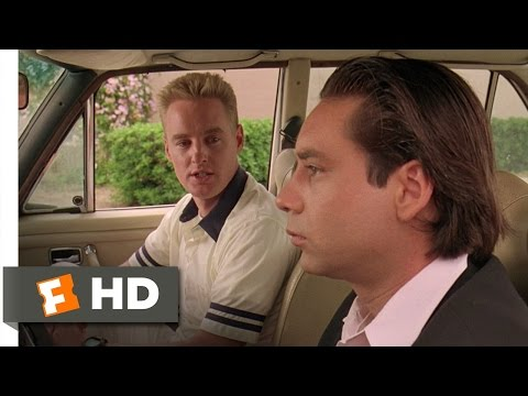 Bottle Rocket (2/8) Movie CLIP - Bob Mapplethorpe, Potential Getaway Driver (1996) HD