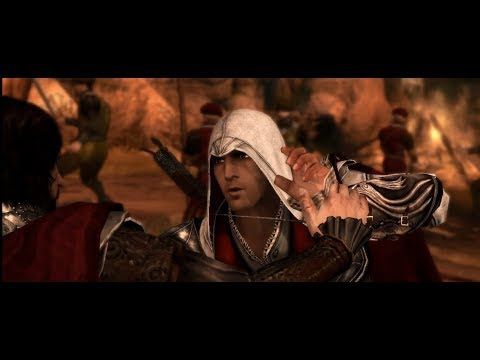 Assassins Creed Brotherhood Final Mission Killing Cesare