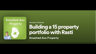 Podcast show with Jordan de Jong from Smashed Avo Property
