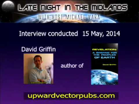 David Griffin - Late Night in the Midlands Interview - 5/15/2014 - part 1