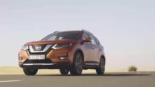 2018 Nissan X-Trail Overview Arabic | Nissan Dubai
