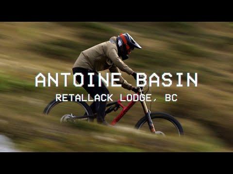 Thomas Vanderham & Vero Sandler ride Antoine Basin, Retallack BC // [POV] Perspective on Velocity