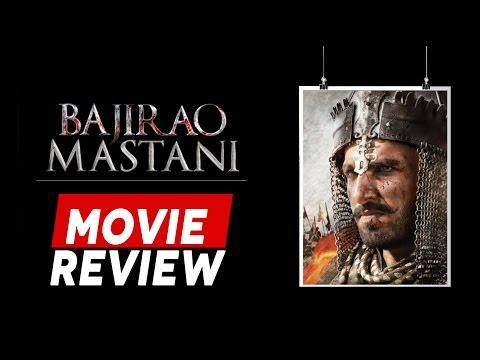 Bajirao Mastani | Movie Review | Anupama...