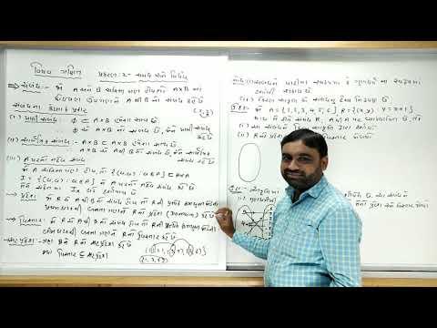 Chap 02 | Maths | Lec 02 | Gujarati Medium (Std 11)