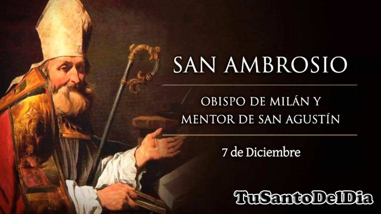 Resultado de imagen para San Ambrosio