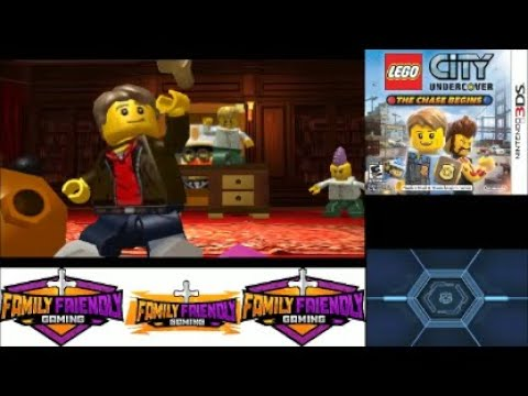 Lego City Undercover The Chase Begins Episode 5