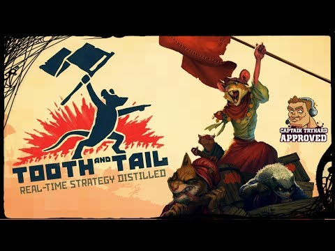 Tooth and Tail Gameplay FR, La Révolution est en marche CAMARADS !