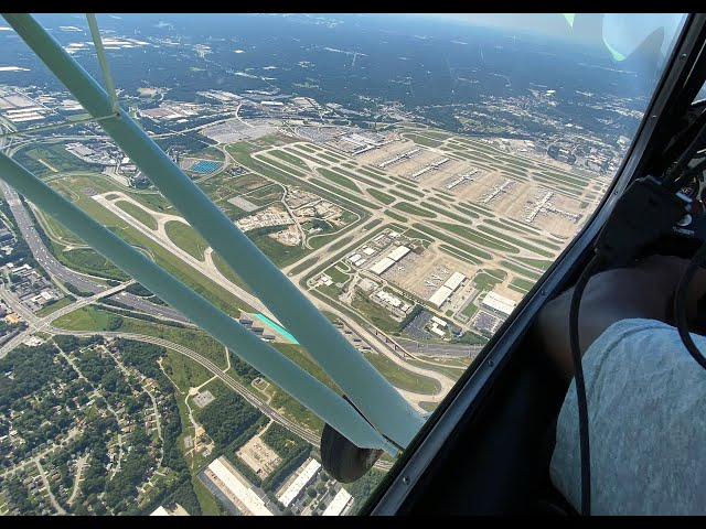 What a wonderful airport!! | Will they let me land at Hartsfield-Jackson International!!???
