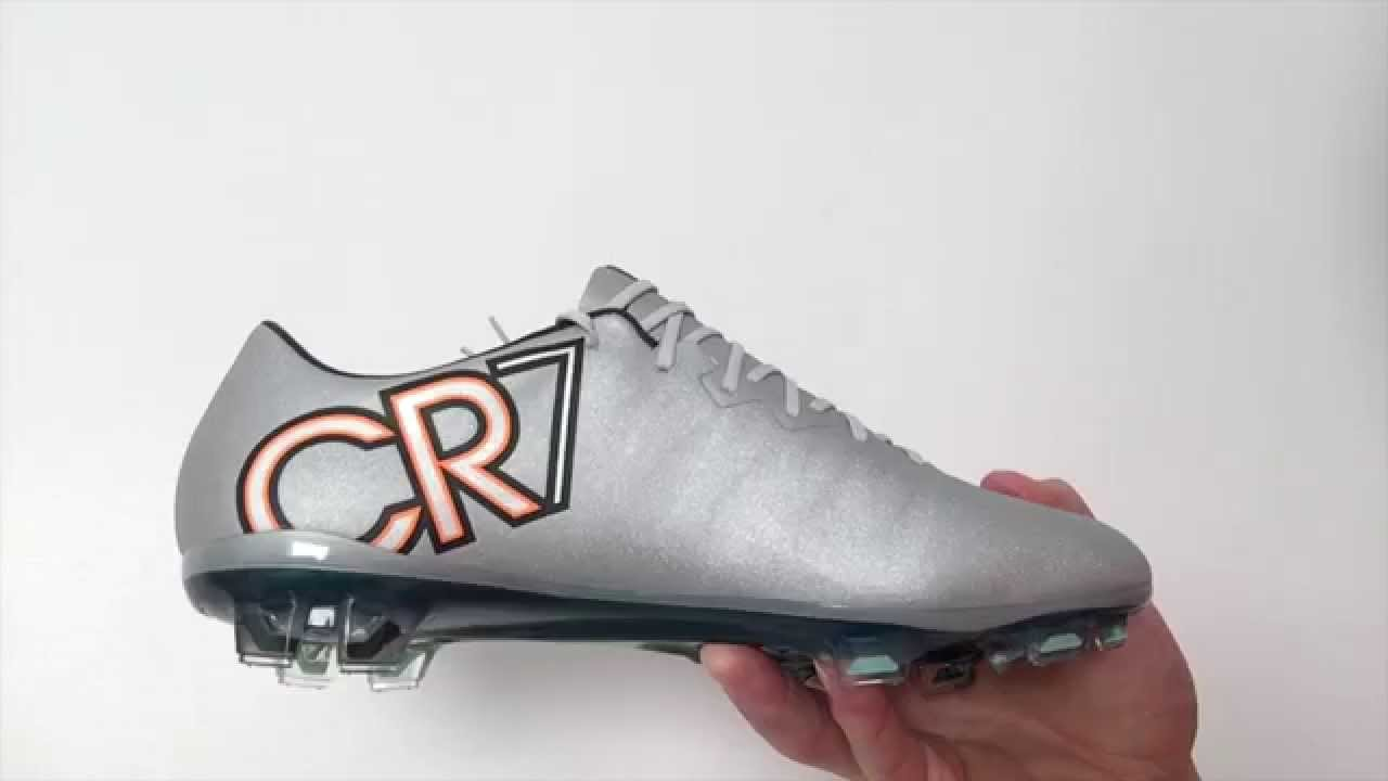 premium selection abd2d 11b11 Nike Mercurial Vapor X CR7 FG - Gala II - Cristiano Ronaldo