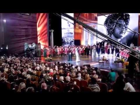100-летие Владимира Зельдина! (отрывки из юбилейного вечера)