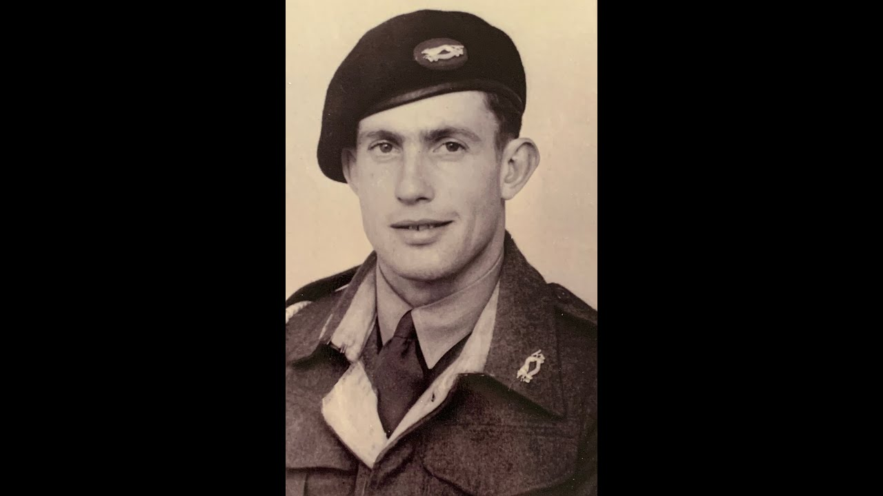 WW2 Nation Interview - Trooper Peter Davies - East Riding Yeomanry
