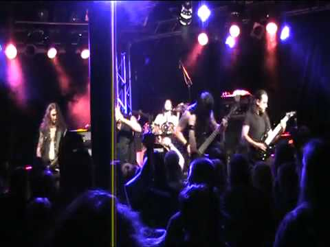 Blaze Bayley - Robot (live in Tampere 2010)