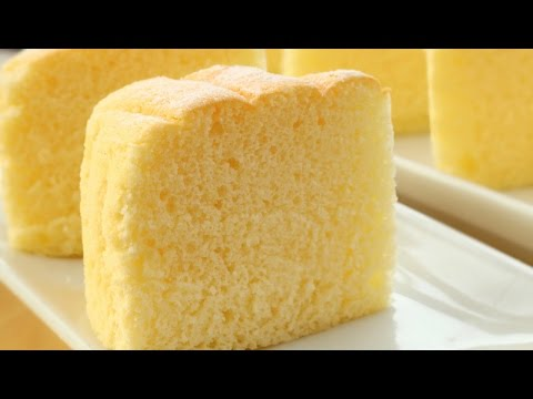 How To Make Super Soft Irresistible Japanese Sponge Cake