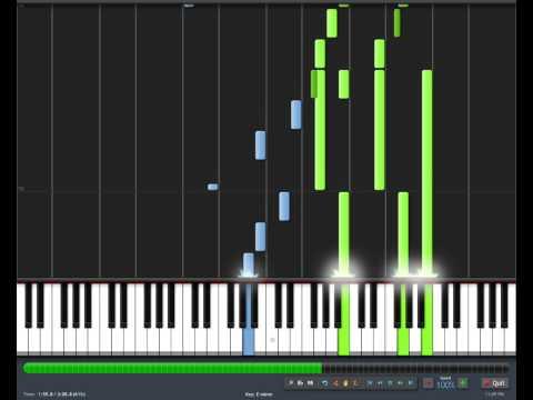 Final Fantasy X - To Zanarkand Piano Tutorial
