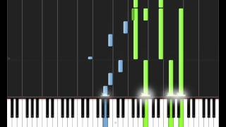 Repeat youtube video Final Fantasy X - To Zanarkand Piano Tutorial