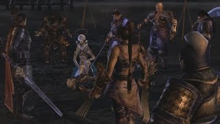 Warriors Orochi 2 - Wei Chapter 8 - Battle of Guan Du