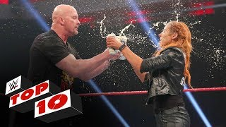 Top 10 Raw moments: WWE Top 10, March 16, 2020