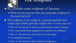 Aristotle 2: The Philosopher