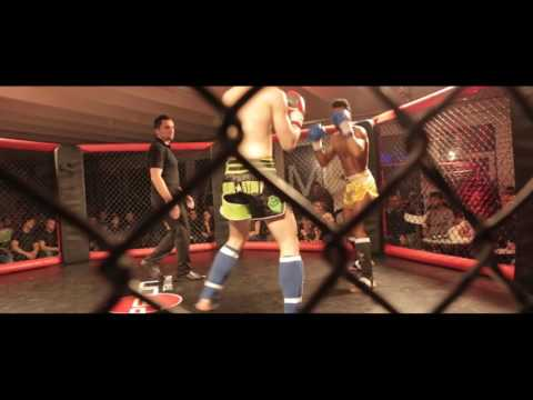 NIPPON FIGHT NIGHT 4 - Rage in the Cage - KAMPF 5 - Andy Jones vs Guiseppe Nuccera
