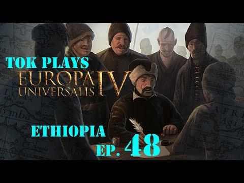 Tok plays EU4: The Cossacks - Ethiopia ep. 48 - Post-War Rebellions