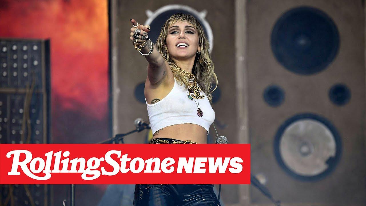 Miley Cyrus Announces Seventh Album 'Plastic Hearts' | 10/23/20