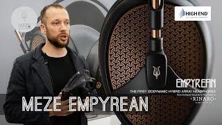Обзор Meze Empyrean | Наушники за 3000 $ | Hi-Fi & High End Show 2018 in Munich