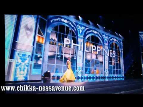Miss Philippines Ariella Arida Miss Universe 2013 Preliminary Competition