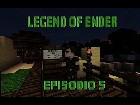 Legend of Ender - Willyrex y sTaXx - Episodio 5