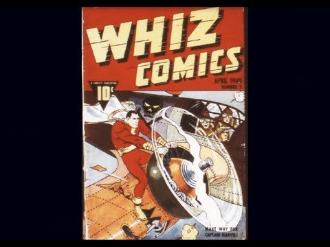 "Captain Marvel: Whiz #3 ""Sivana"