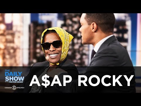 "A$AP Rocky - ""Testing"" and the Launch of AWGE 