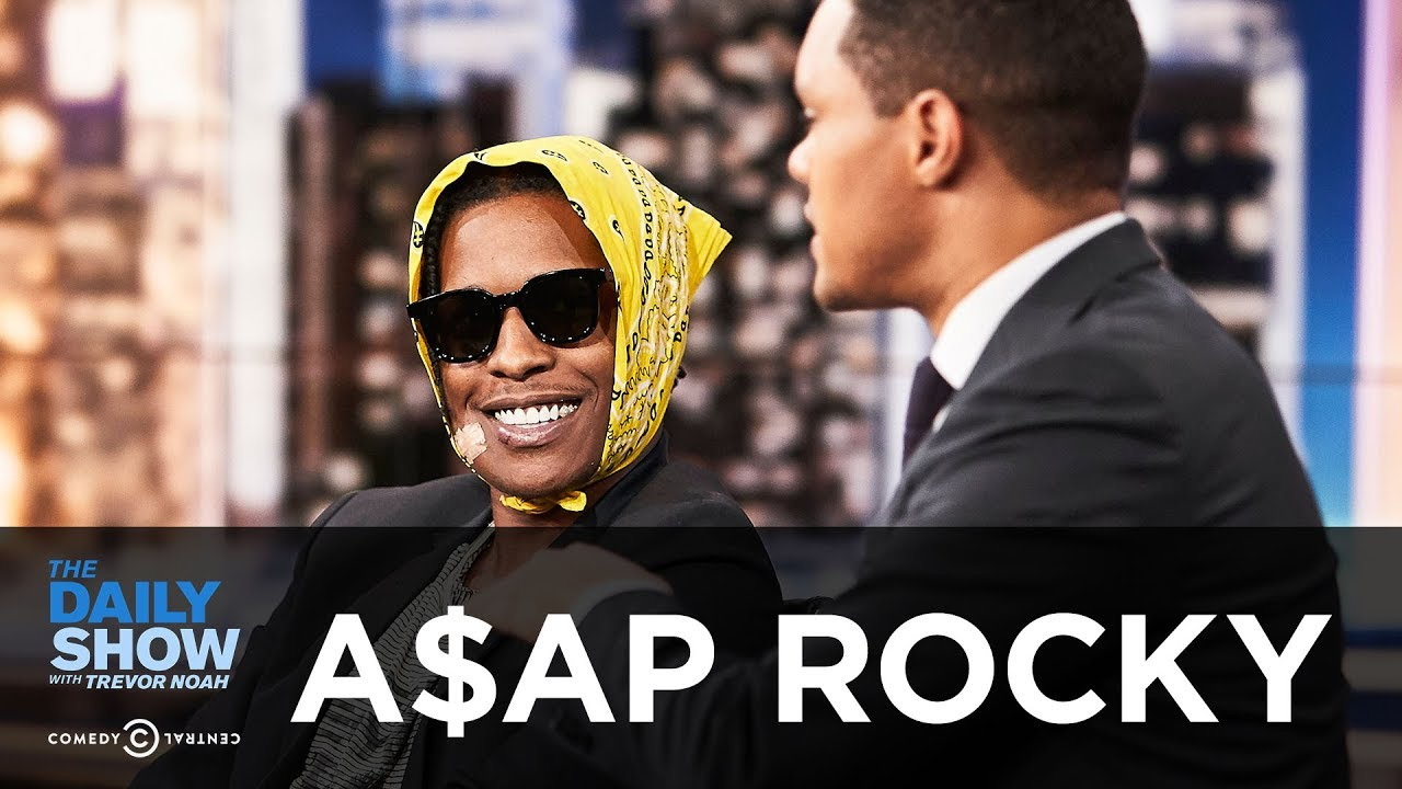 """A$AP Rocky - """"Testing"""" and the Launch of AWGE 