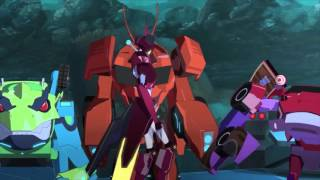 Transformers Robots in Disguise' trailer  - Season 2