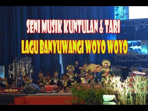 Seni Musik Kuntulan & Tari Lagu Banyuwangi Woyo Woyo Terbaru,Yang Berprestasi