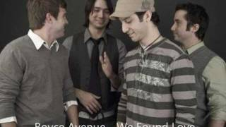 Boyce Avenue - We Found Love w/ LYRICS + [Mp3 Download]